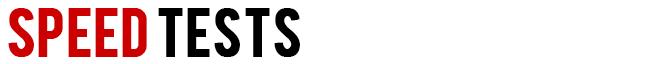 Title-SpeedTests