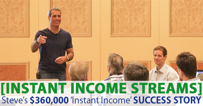 Instant Income Streams