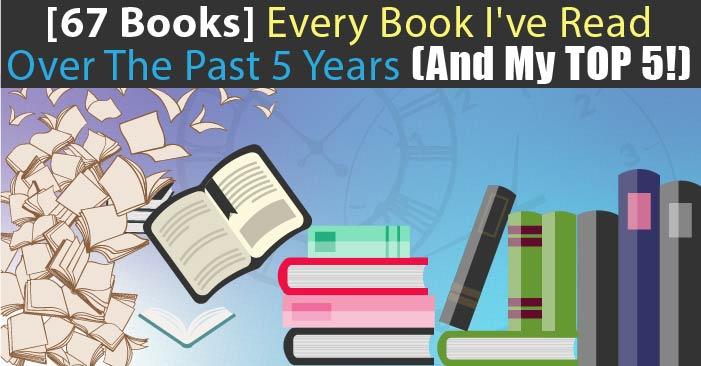 5 Year Reading List