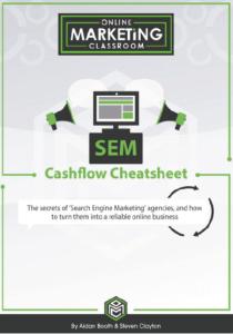 SEM Cashflow Cheatsheet